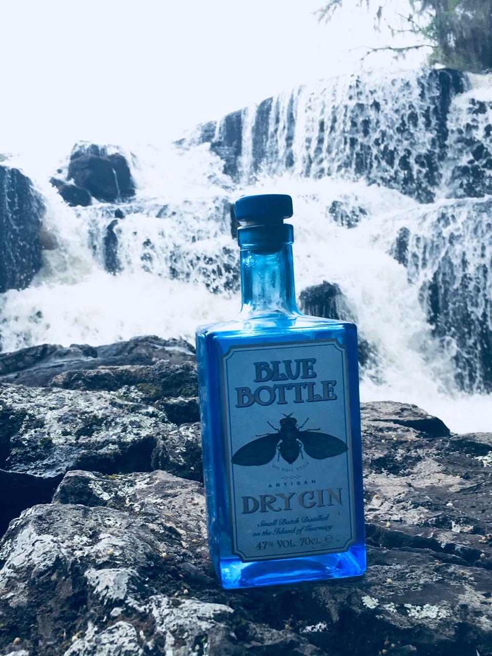 Blue Bottle Gin Brazil