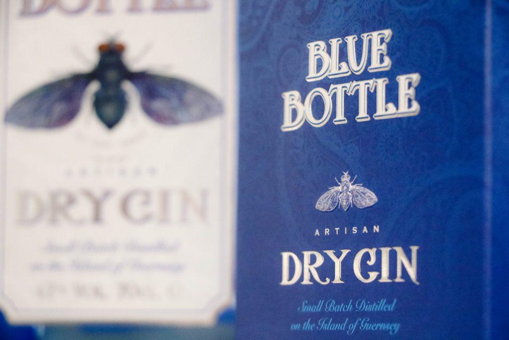Blue Bottle Gin Gift Box